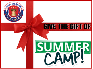 Give the gift of summer camp!