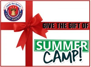 Camp America Day Camp Gift of Camp Summer Warrington Chalfont