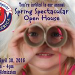 Spring Spectacular Open House