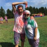 Color Run with Bob Kelly