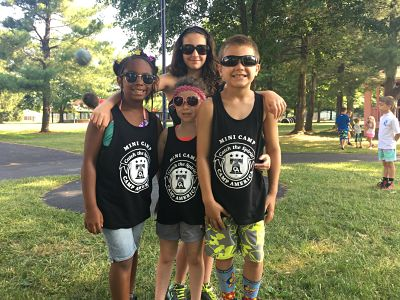 Camp America Day Camp - Summer Camp - Mini Camp - Warrington - Chalfont - Bucks County - Montgomery County