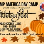 Camp America Day Camp Oktoberfest Free Warrington Chalfont Community