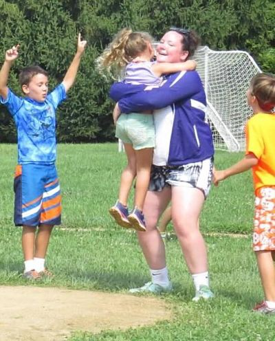 Camp America Day Camp Warrington Chalfont Sports Counselors Love of the Game
