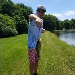 Camp America Day Camp - Summer Camp - Fishing - Warrington - Chalfont - Bucks County - Montgomery County