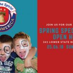 spring open house - camp america day camp - free fun - warrington - chalfont - family event